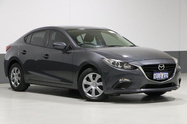 Used Mazda 3 BL MY13 SP20 Skyactiv, 2014 Mazda 3 BL MY13 SP20 Skyactiv Grey 6 Speed Automatic Sedan