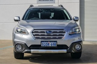 2014 Subaru Outback B5A MY14 3.6R AWD Premium Silver 5 Speed Sports Automatic Wagon
