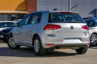 2014 Volkswagen Golf VII MY15 90TSI DSG Silver 7 Speed Sports Automatic Dual Clutch Hatchback.