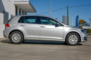 2015 Volkswagen Golf VII MY15 90TSI DSG Silver 7 Speed Sports Automatic Dual Clutch Hatchback.