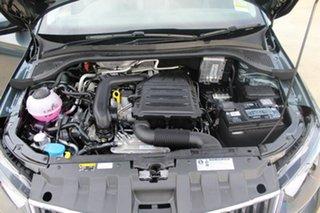 2018 Skoda Fabia NJ MY18.5 81TSI DSG Grey 7 Speed Sports Automatic Dual Clutch Hatchback