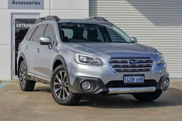 Used Subaru Outback B5A MY14 3.6R AWD Premium, 2014 Subaru Outback B5A MY14 3.6R AWD Premium Silver 5 Speed Sports Automatic Wagon