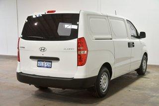 2014 Hyundai iLOAD TQ-V MY14 White 5 Speed Manual Van