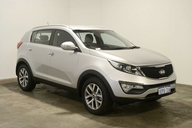 Used Kia Sportage SL MY14 Si 2WD Premium, 2014 Kia Sportage SL MY14 Si 2WD Premium Machine Silver 6 Speed Sports Automatic Wagon