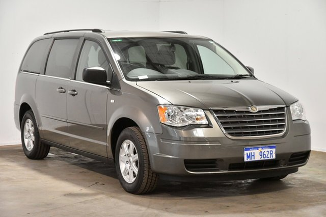Used Chrysler Grand Voyager RT 5th Gen MY10 Limited, 2011 Chrysler Grand Voyager RT 5th Gen MY10 Limited Grey 6 Speed Automatic Wagon