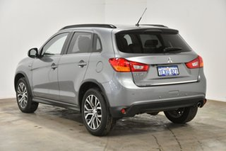 2015 Mitsubishi ASX XB MY15 LS 2WD Titanium 6 Speed Constant Variable Wagon.