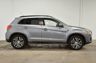 2015 Mitsubishi ASX XB MY15 LS 2WD Titanium 6 Speed Constant Variable Wagon