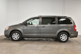 2011 Chrysler Grand Voyager RT 5th Gen MY10 Limited Grey 6 Speed Automatic Wagon.
