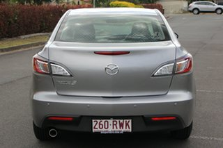 2011 Mazda 3 BL10F1 MY10 Neo Activematic Silver 5 Speed Sports Automatic Sedan