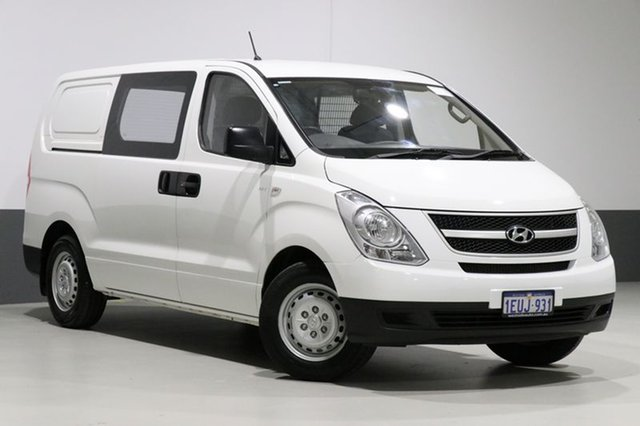 Used Hyundai iLOAD TQ MY15 , 2015 Hyundai iLOAD TQ MY15 White 5 Speed Manual Van