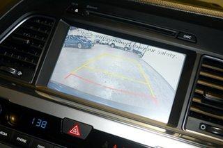 2016 Hyundai Sonata LF MY16 Premium Coast Blue 6 Speed Sports Automatic Sedan