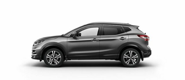 Demo Nissan Qashqai J11 Series 2 ST-L X-tronic, 2017 Nissan Qashqai J11 Series 2 ST-L X-tronic Gun Metallic 1 Speed Constant Variable Wagon