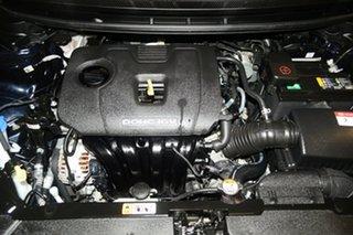 2017 Kia Cerato YD MY18 S Gravity Blue 6 Speed Sports Automatic Hatchback