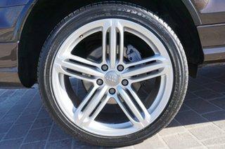 2013 Audi Q7 MY13 TDI Tiptronic Quattro Brown 8 Speed Sports Automatic Wagon