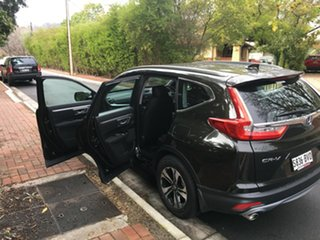 2017 Honda CR-V RW MY18 VTi FWD Midnight Forest 1 Speed Constant Variable Wagon