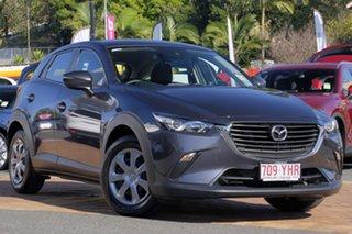 2018 Mazda CX-3 DK2W7A Neo SKYACTIV-Drive Meteor Grey 6 Speed Sports Automatic Wagon.