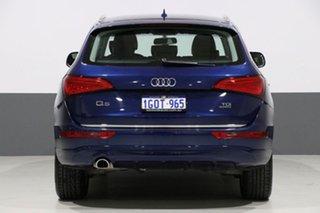 2016 Audi Q5 8R MY17 2.0 TDI Quattro Scuba Blue 7 Speed Auto Dual Clutch Wagon