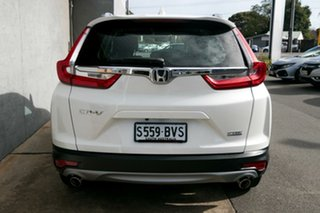 2018 Honda CR-V RW MY18 VTi FWD White Orchid 1 Speed Constant Variable Wagon.