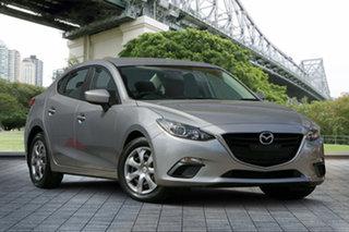 2014 Mazda 3 BM5278 Neo SKYACTIV-Drive Silver 6 Speed Sports Automatic Sedan.