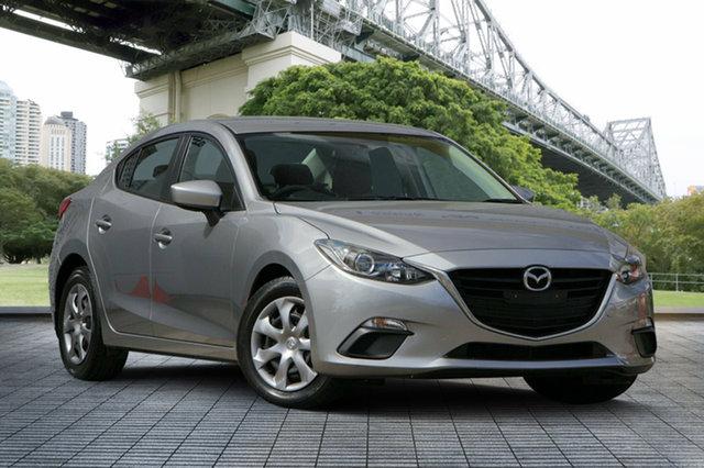 Used Mazda 3 BM5278 Neo SKYACTIV-Drive, 2014 Mazda 3 BM5278 Neo SKYACTIV-Drive Silver 6 Speed Sports Automatic Sedan