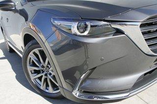 2017 Mazda CX-9 TC Azami SKYACTIV-Drive i-ACTIV AWD Machine Grey 6 Speed Sports Automatic Wagon.