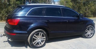 2008 Audi Q7 MY09 FSI Quattro Blue 6 Speed Sports Automatic Wagon