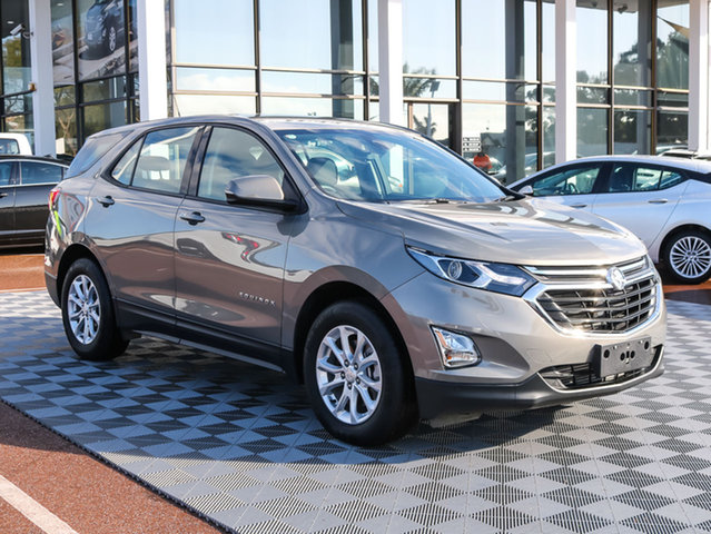 Used Holden Equinox EQ MY18 LS+ FWD, 2017 Holden Equinox EQ MY18 LS+ FWD Pepperdust 6 Speed Sports Automatic Wagon