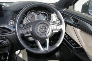 2017 Mazda CX-9 TC Azami SKYACTIV-Drive i-ACTIV AWD Machine Grey 6 Speed Sports Automatic Wagon