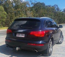 2008 Audi Q7 MY09 FSI Quattro Blue 6 Speed Sports Automatic Wagon