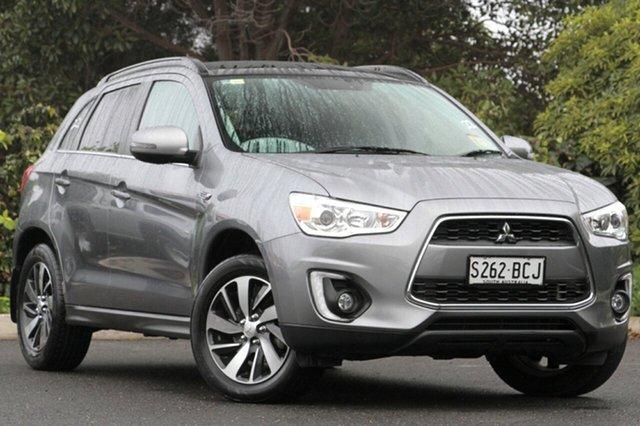 Used Mitsubishi ASX XB MY15 LS 2WD, 2014 Mitsubishi ASX XB MY15 LS 2WD Titanium 6 Speed Constant Variable Wagon