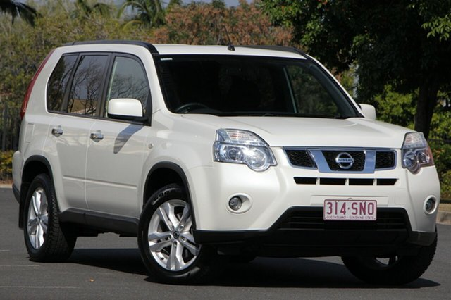 Used Nissan X-Trail T31 Series IV TS, 2012 Nissan X-Trail T31 Series IV TS White 6 Speed Manual Wagon
