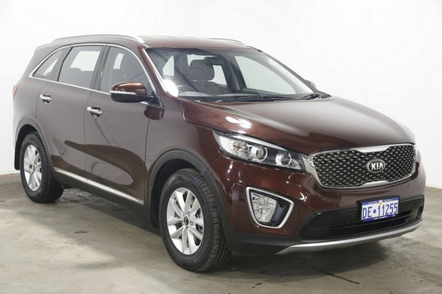 Used Kia Sorento UM MY15 SI, 2015 Kia Sorento UM MY15 SI Red 6 Speed Sports Automatic Wagon