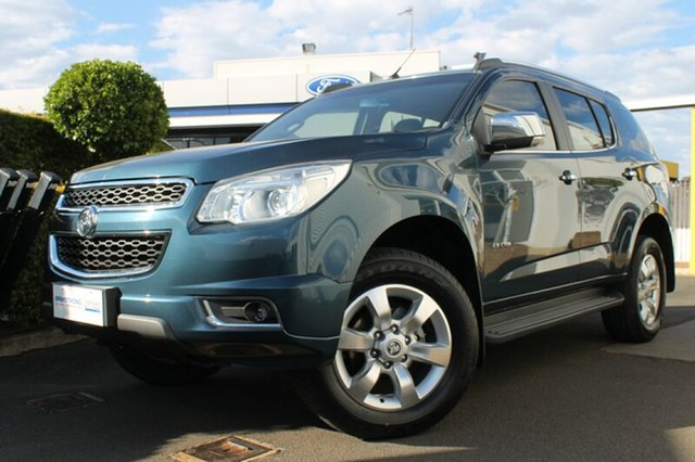 Used Holden Colorado 7 RG MY14 LTZ, 2014 Holden Colorado 7 RG MY14 LTZ Blue 6 Speed Sports Automatic Wagon