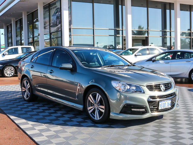 Used Holden Commodore VF MY14 SS, 2014 Holden Commodore VF MY14 SS Grey 6 Speed Sports Automatic Sedan