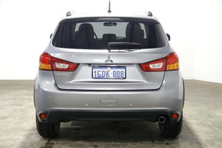 2016 Mitsubishi ASX XB MY15.5 LS 2WD Grey 6 Speed Constant Variable Wagon