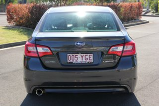 2015 Subaru Liberty B6 MY15 2.5i CVT AWD Premium Grey 6 Speed Constant Variable Sedan.
