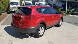 2015 Toyota RAV4 ALA49R MY14 GX AWD Red 6 Speed Sports Automatic Wagon.