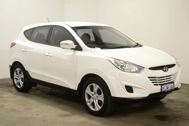 Used Hyundai ix35 LM2 Active, 2013 Hyundai ix35 LM2 Active Pure White 6 Speed Sports Automatic Wagon