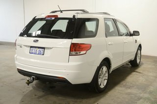 2013 Ford Territory SZ TX Seq Sport Shift Winter White 6 Speed Sports Automatic Wagon