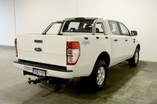 2014 Ford Ranger PX XLS Double Cab White 6 Speed Sports Automatic Utility