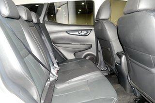 2015 Nissan Qashqai J11 TL Grey 1 Speed Constant Variable Wagon