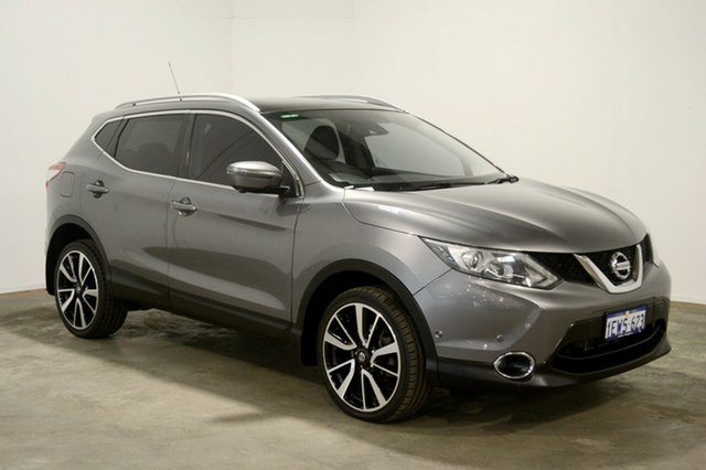 Used Nissan Qashqai J11 TL, 2015 Nissan Qashqai J11 TL Grey 1 Speed Constant Variable Wagon