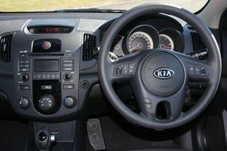 2012 Kia Cerato TD MY12 S Grey 6 Speed Sports Automatic Hatchback