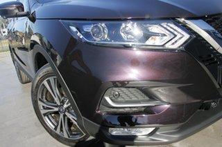 2020 Nissan Qashqai J11 Series 3 MY20 ST-L X-tronic Nightshade 1 Speed Constant Variable Wagon.