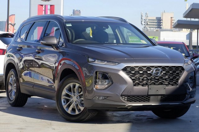 New Hyundai Santa Fe TM MY19 Active, 2018 Hyundai Santa Fe TM MY19 Active Magnetic Force 8 Speed Sports Automatic Wagon