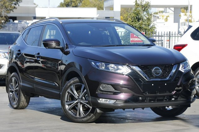 New Nissan Qashqai J11 Series 3 MY20 ST-L X-tronic, 2020 Nissan Qashqai J11 Series 3 MY20 ST-L X-tronic Nightshade 1 Speed Constant Variable Wagon