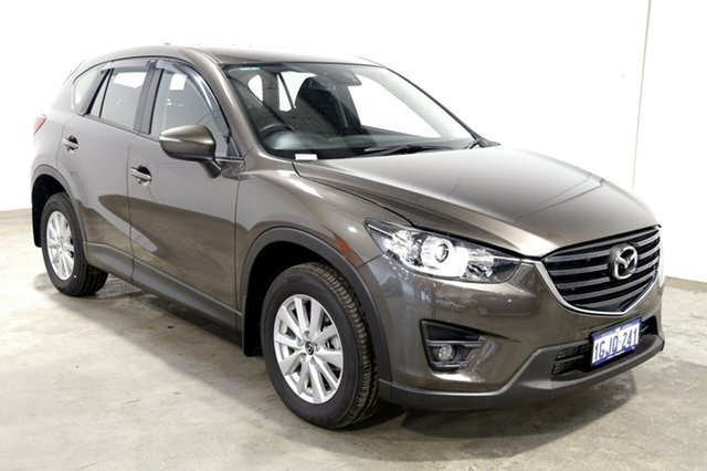 Used Mazda CX-5 KE1022 Maxx SKYACTIV-Drive i-ACTIV AWD Sport, 2016 Mazda CX-5 KE1022 Maxx SKYACTIV-Drive i-ACTIV AWD Sport Grey 6 Speed Sports Automatic Wagon