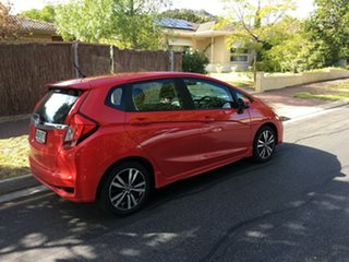 2018 Honda Jazz GF MY19 VTi-S Rallye Red 1 Speed Constant Variable Hatchback.
