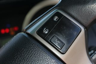 2013 Toyota Landcruiser Prado KDJ150R GXL Silver 5 Speed Sports Automatic Wagon