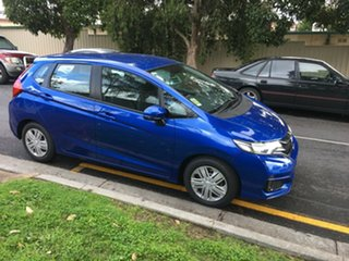 2018 Honda Jazz GF MY19 VTi-S Brilliant Sporty Blue 1 Speed Constant Variable Hatchback.
